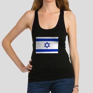 Israel Racerback Tank Top