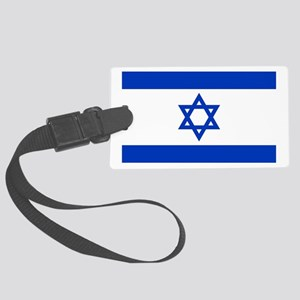 Israel Luggage Tag