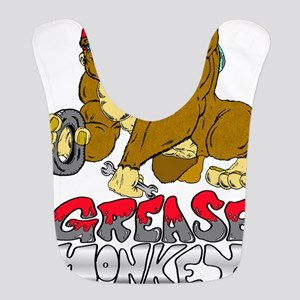 Grease monkey Pride Bib