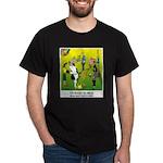 Animals Not Born In A Barn Dark T-Shirt