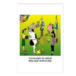 Animals Not Born In A Barn Postcards (Package of 8