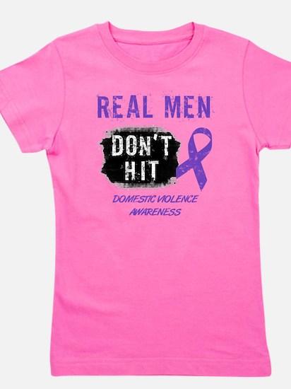Domestic Violence Awareness Girl's Tee
