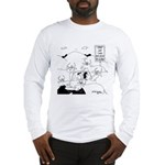 Speed Limit Enforced By Cows Long Sleeve T-Shirt