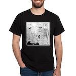 Speed Limit Enforced By Cows Dark T-Shirt