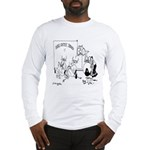 Cows on Coffee Break Long Sleeve T-Shirt