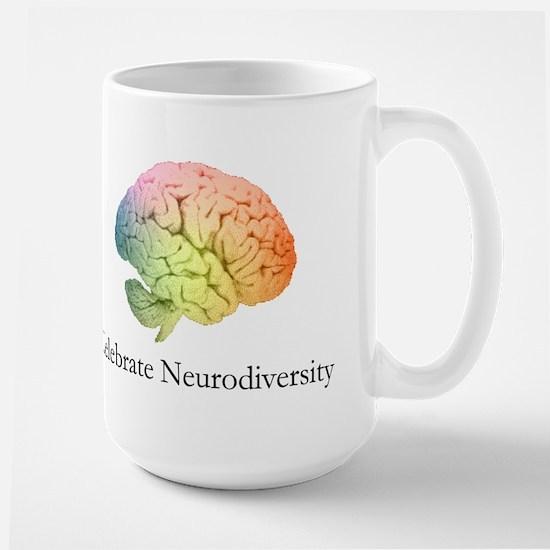 Celebrate Neurodiversity Mugs