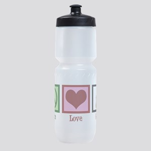 Peace Love Cello Sports Bottle