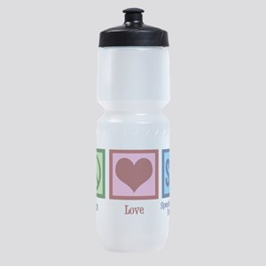 Speech Language Pathology Sports Bottle