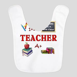 Teachers Do It With Class Bib