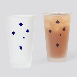 Southern Cross Stars Drinking Glass
