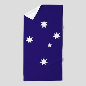 Southern Cross Stars Beach Towel