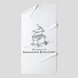 Gift-Admin Protreasure.Png Beach Towel