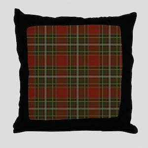 Gillespie Tartan Throw Pillow