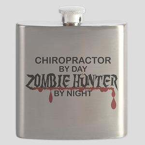 Zombie Hunter - Chiropractor Flask