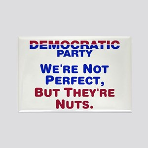 Democrats: We're Not Perfect, But They're Nuts Rec