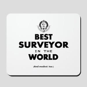 The Best in the World – Surveyor Mousepad