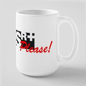 SR+, please! Mugs