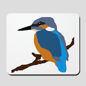 kingfisher bird waiting for love peace joy Mousepa