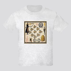 Bees Kids Light T-Shirt