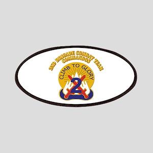 DUI - 2nd Brigade Combat Team - Commandos with Tex