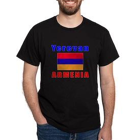 Yerevan Armenia Designs T-Shirt