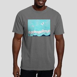 Aqua Floral T-Shirt