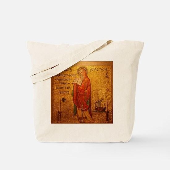 Saint Anastasia Tote Bag