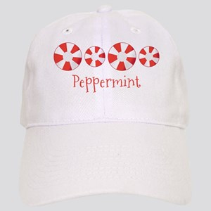 Peppermint Baseball Cap