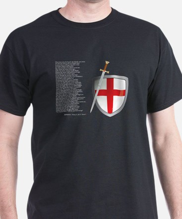Henry V - Cry God for Harry, England and St. Georg