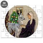 WMom-Llama baby Puzzle