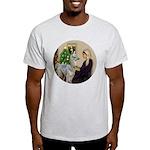 WMom-Llama baby Light T-Shirt