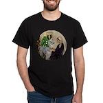 WMom-Llama baby Dark T-Shirt