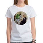 WMom-Llama baby Women's T-Shirt