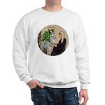 WMom-Llama baby Sweatshirt