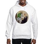 WMom-Llama baby Hooded Sweatshirt