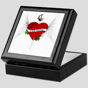 wildgeese2 Keepsake Box