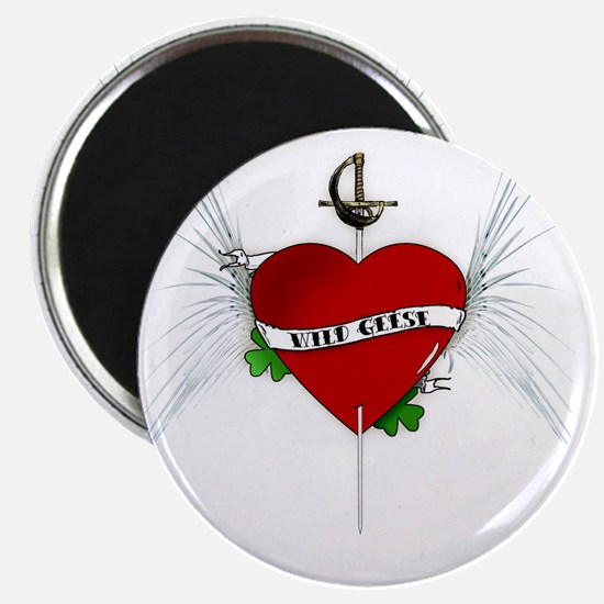 wildgeese2 Magnet