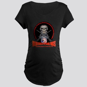 zzppqq Maternity Dark T-Shirt