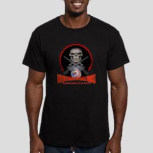 zzppqq Men's Fitted T-Shirt (dark)