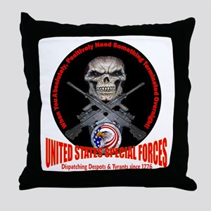 zzppqq Throw Pillow