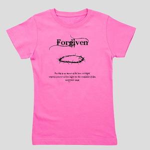 forgivencrown Girl's Tee