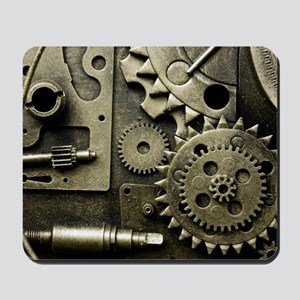 Mechanical Gears Mousepad