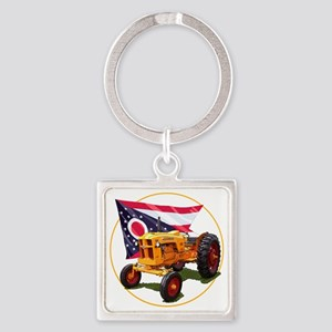 MM445-OH-C8trans Square Keychain
