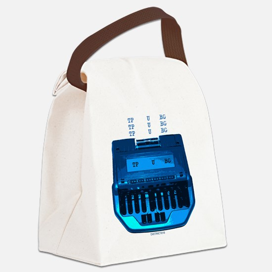 fuck Canvas Lunch Bag