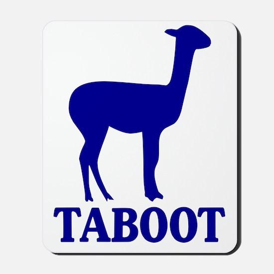 Taboot Mousepad