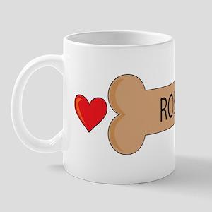 pet bowl ROSCO Mug