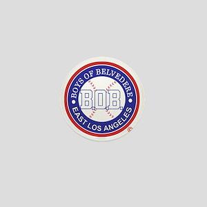 Boys of Belvedere Logo-Remastered 7-22 Mini Button