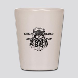 gallowglassblack Shot Glass