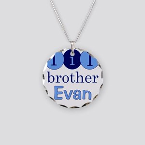 littlebrother_EVAN_2 Necklace Circle Charm