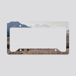 Denali-1 License Plate Holder